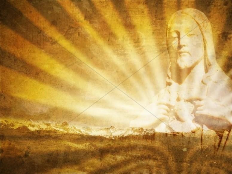sacred heart of jesus wallpaper