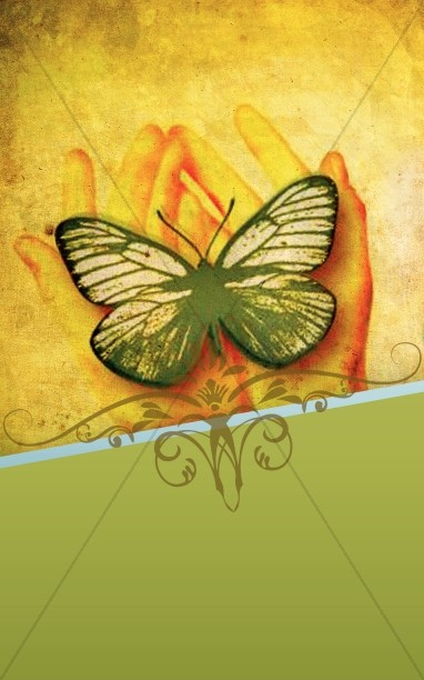 Metamorphoses  Church Bulletin Cover