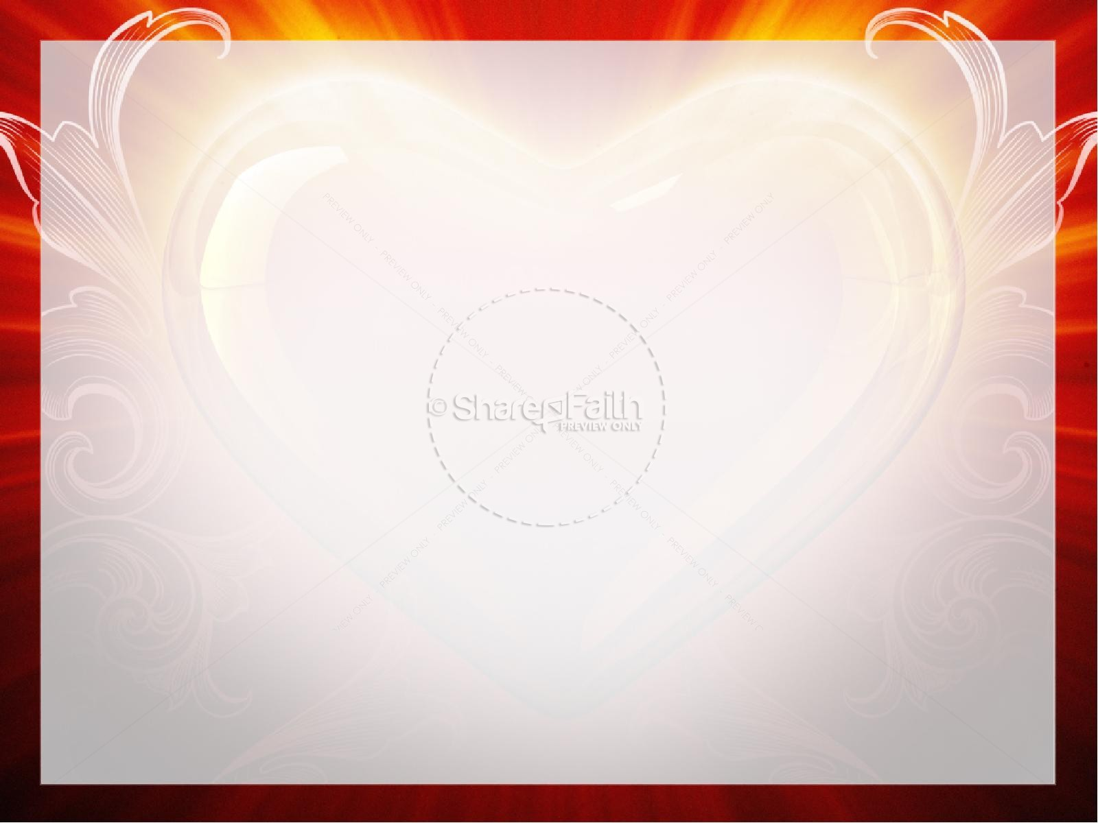 eternal love powerpoint
