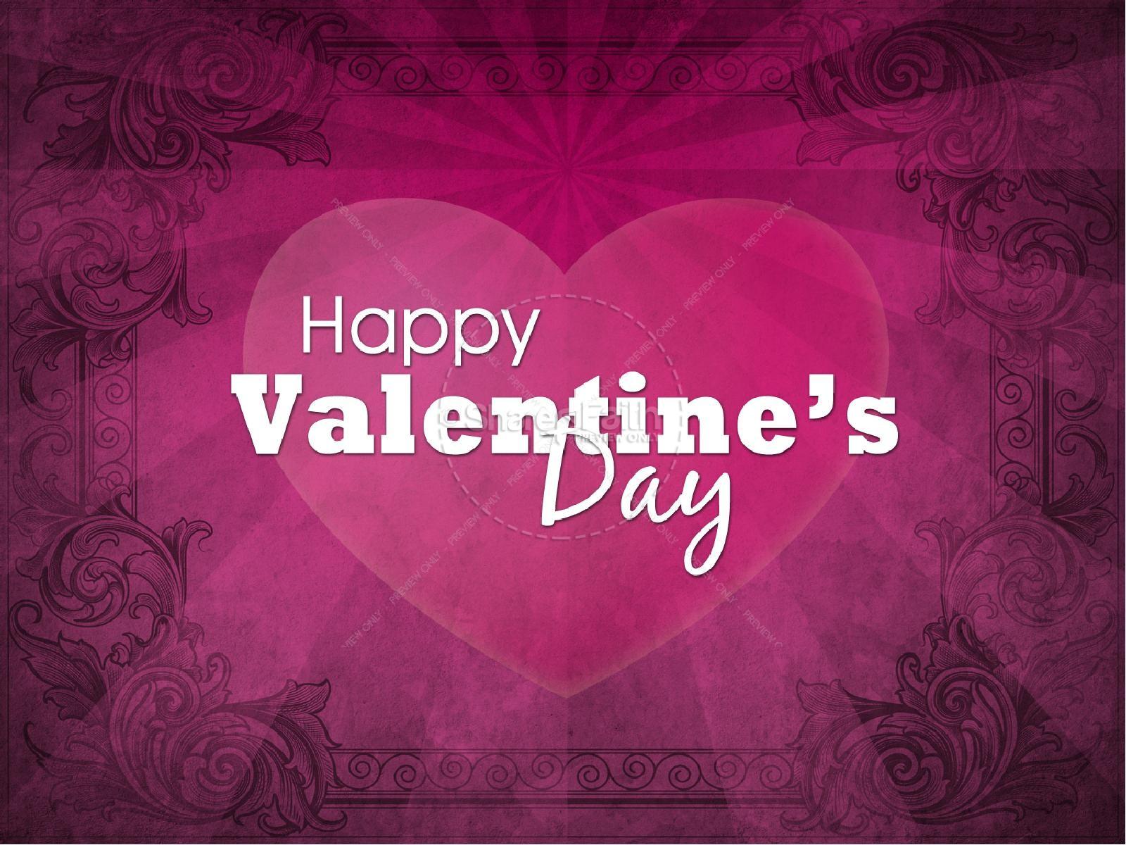Happy Valentines Day | slide 1