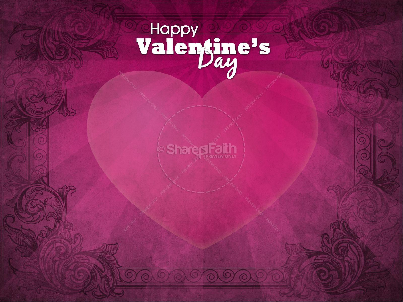 Happy Valentines Day   slide 2
