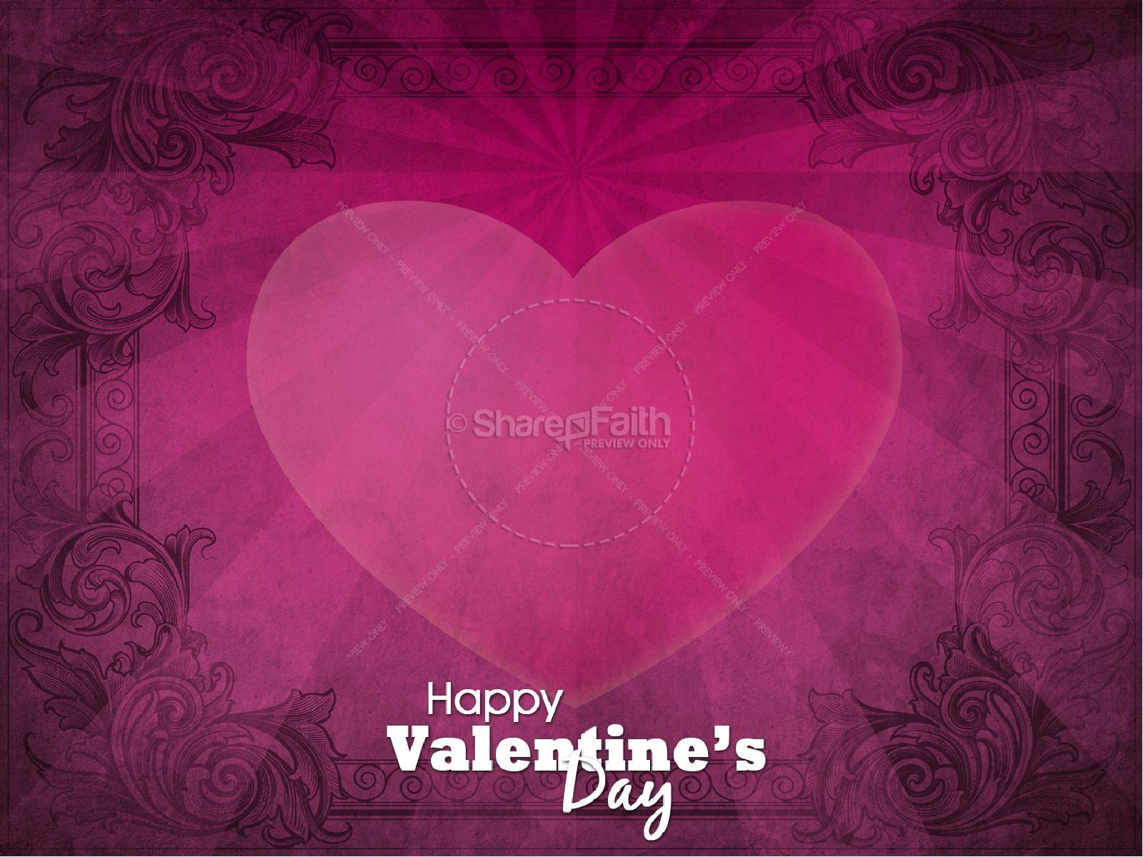 Happy Valentines Day   slide 3
