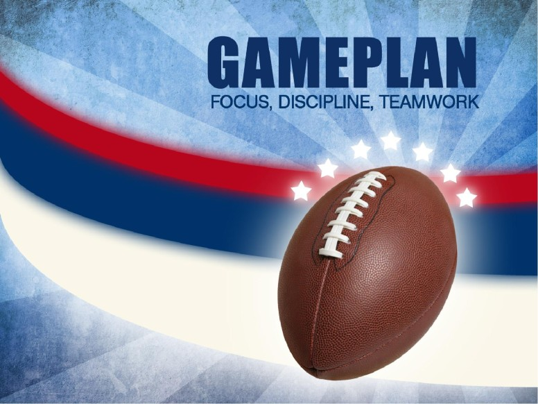 Football Church PowerPoint