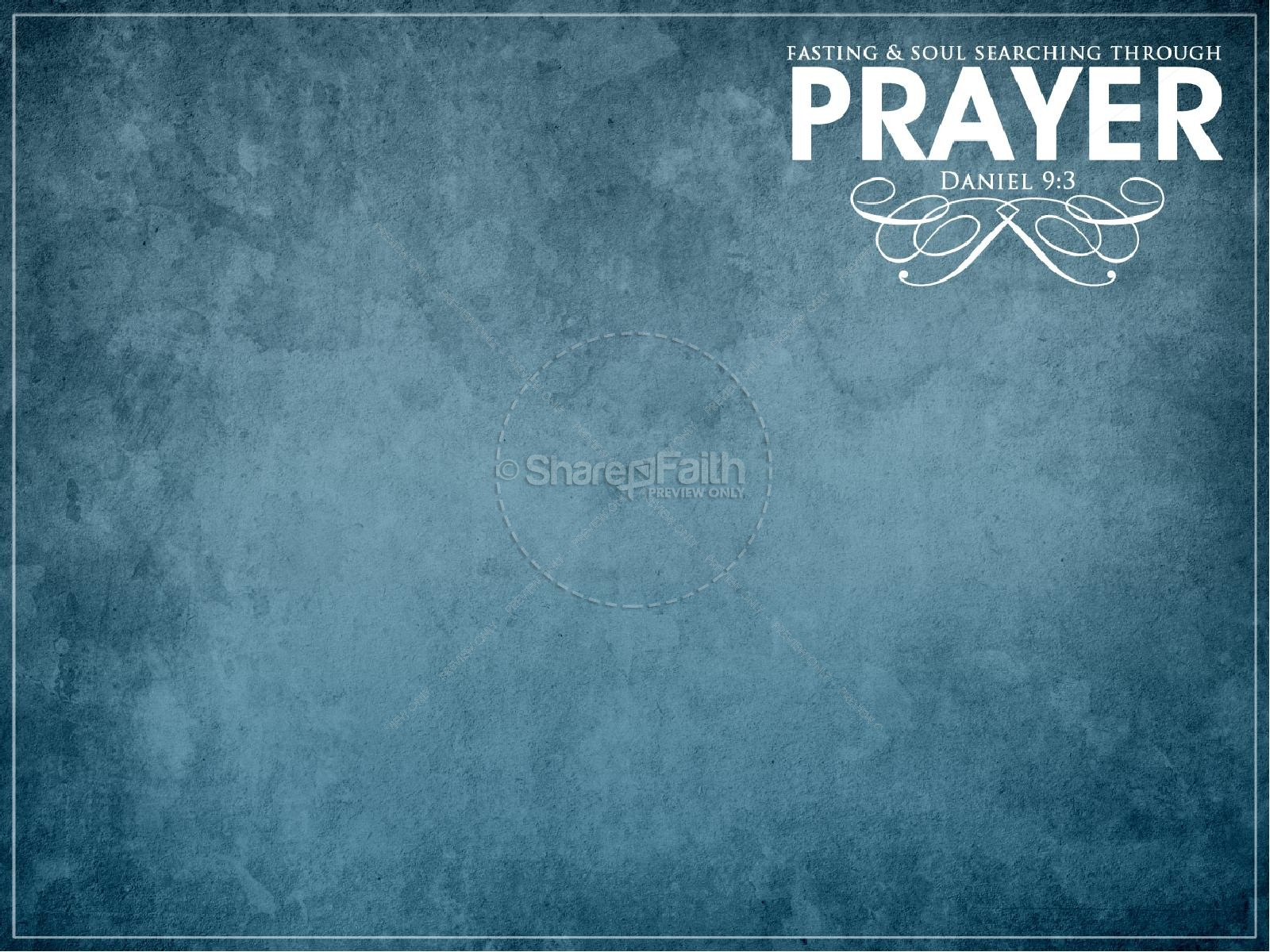 Prayer Church PowerPoint | slide 4