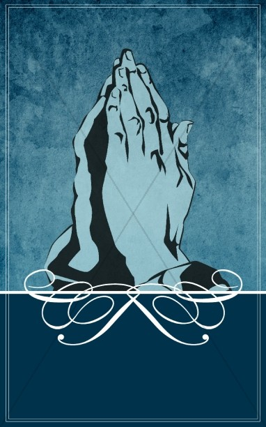 Prayer Bulletin Cover