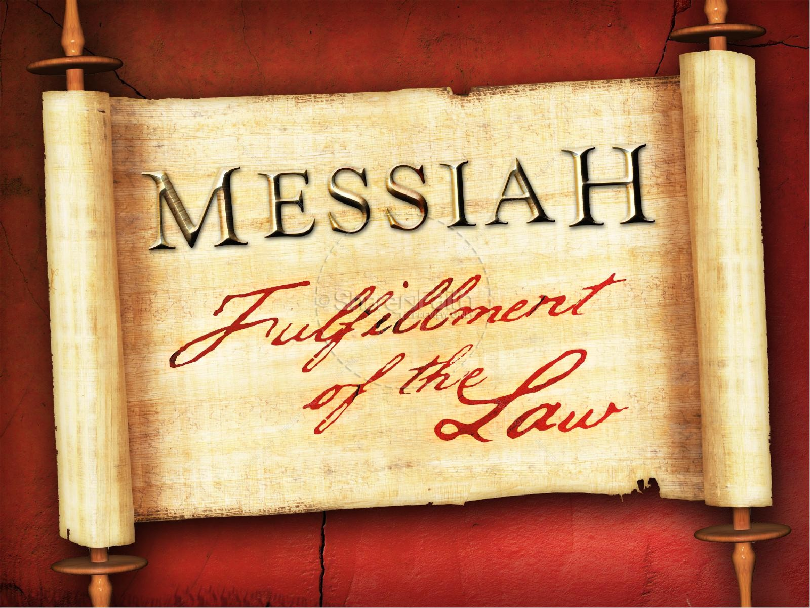 Messianic Church PowerPoint