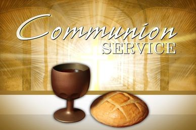 Communion Video