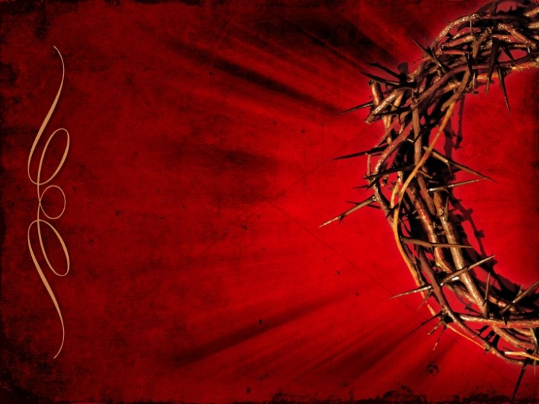 Thorn Crown Worship Background Backgrounds