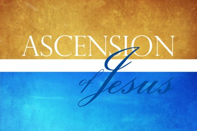 Ascension of Jesus Video Loop