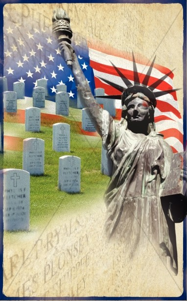 Memorial Day Bulletin Cover