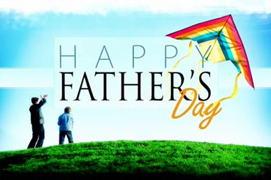 Father's Day Video Animated Loop