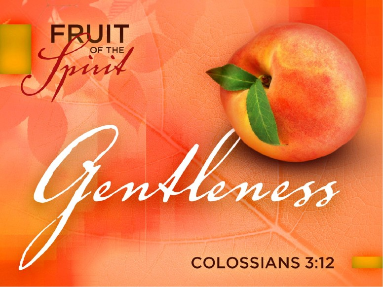fruit of the spirit 5 healthy fruits
