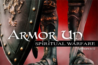 Armor Of God Video Splash Screen