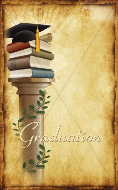 Graduation Program Bulletin Cover