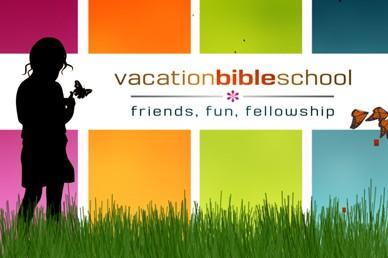 Vacation Bible School Video Splash Screen