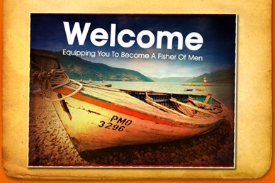 Fisher Of Men Welcome Video Splash Screen Loop