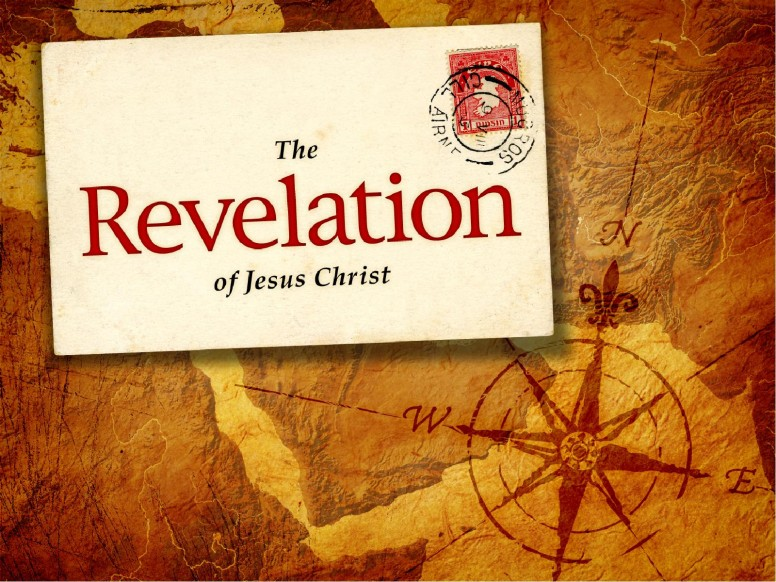 Book Of Revelation PowerPoint Template