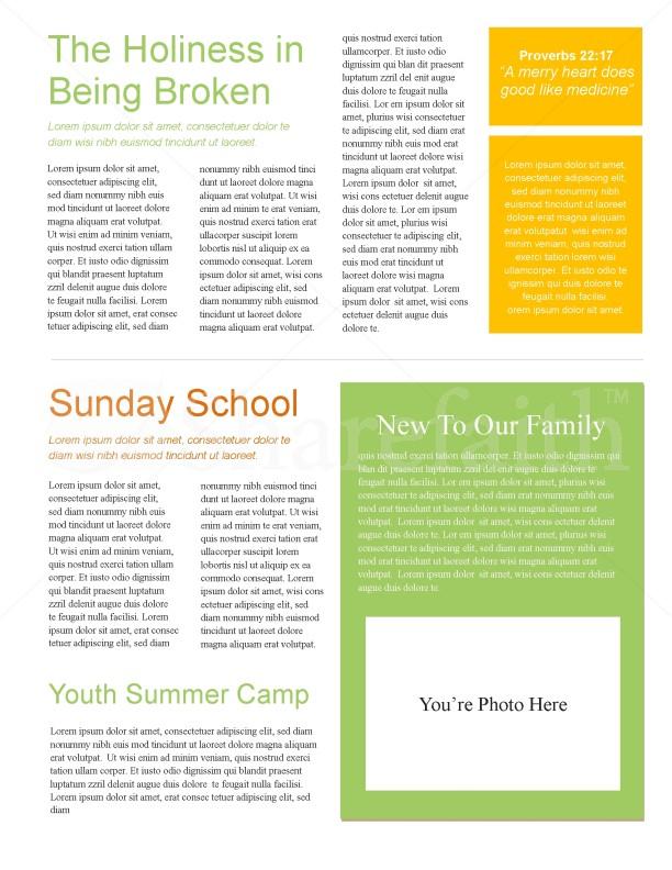 Lion Of Judah Church Newsletter