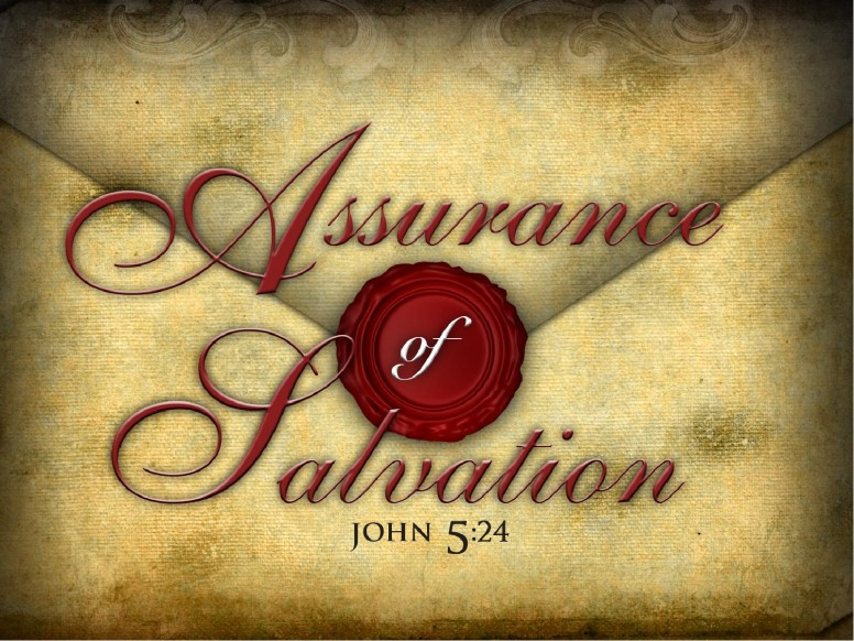Salvation Assurance Church PowerPoint
