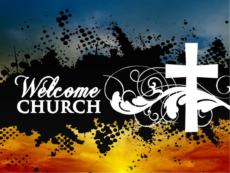 Welcome Church PowerPoint Slides