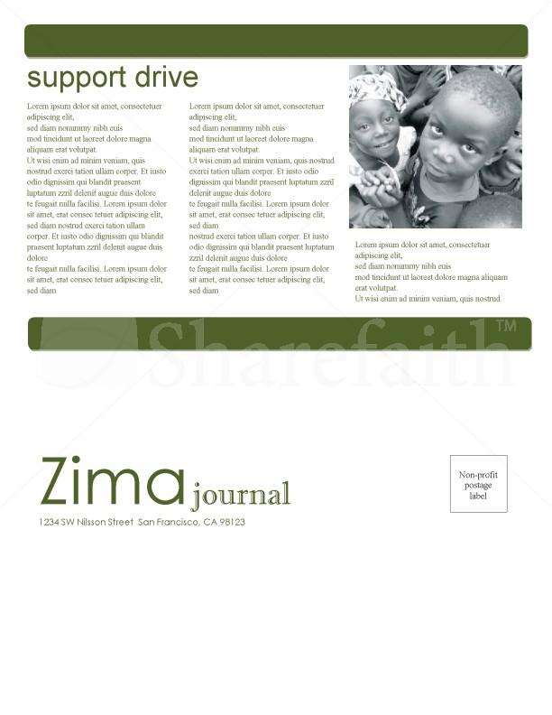 Hunger Update Newsletter