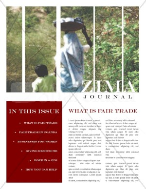 Fair Trade Newsletter