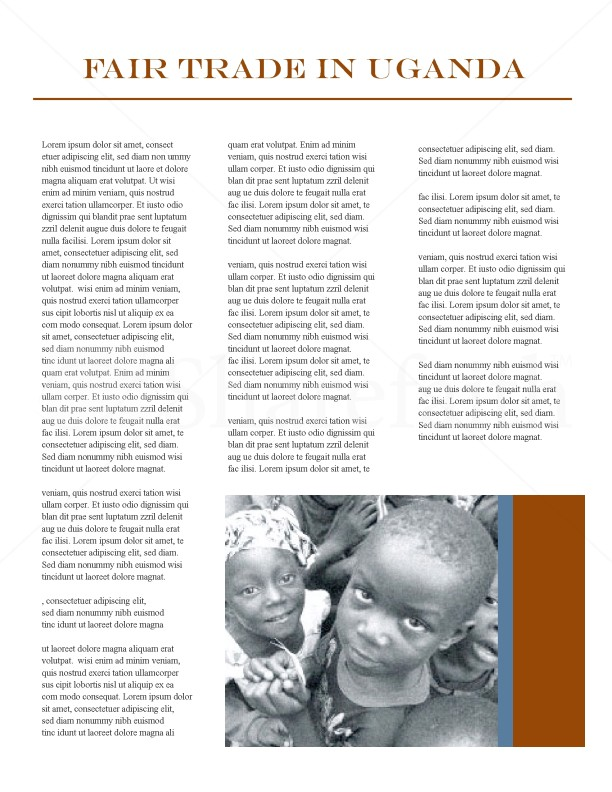 Fair Trade Newsletter | page 2