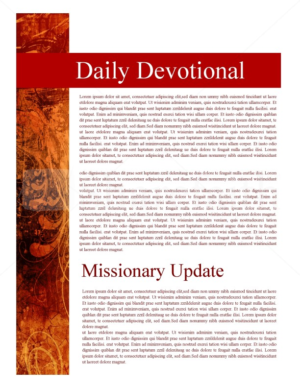 Fall Leaves Church Newsletter   page 2