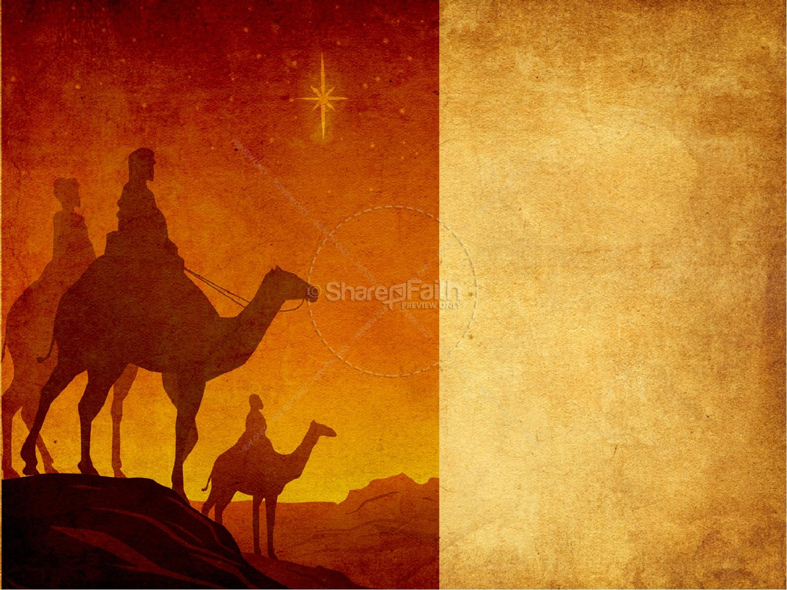 The Nativity Story PowerPoint | Christmas PowerPoints