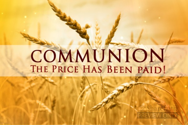 Communion Splash Screen Video