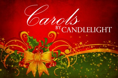 Carols By Candlelight Video Loop