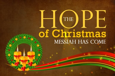 Hope Of Christmas Looped Video