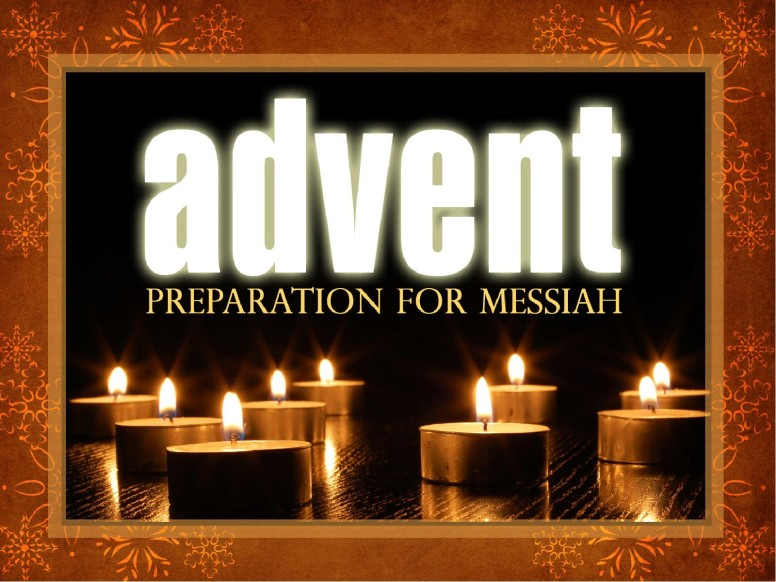 Advent Preparation PowerPoint Template