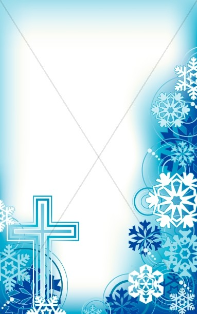 Winter Cross Bulletin Cover