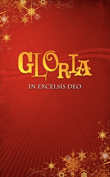 Gloria In Excelsis Deo Bulletin Cover