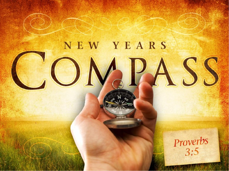 New Years Compass PowerPoint Sermon
