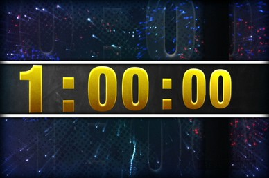 New Year Countdown Video