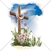 Easter Cross Email Image