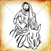 Triumphal Entry Palm Sunday Email Image