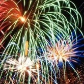 Fireworks Display Email Image