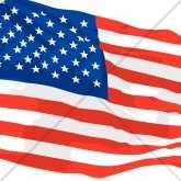 American Flag Email Image