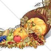 Thanksgiving Cornucopia Email Image