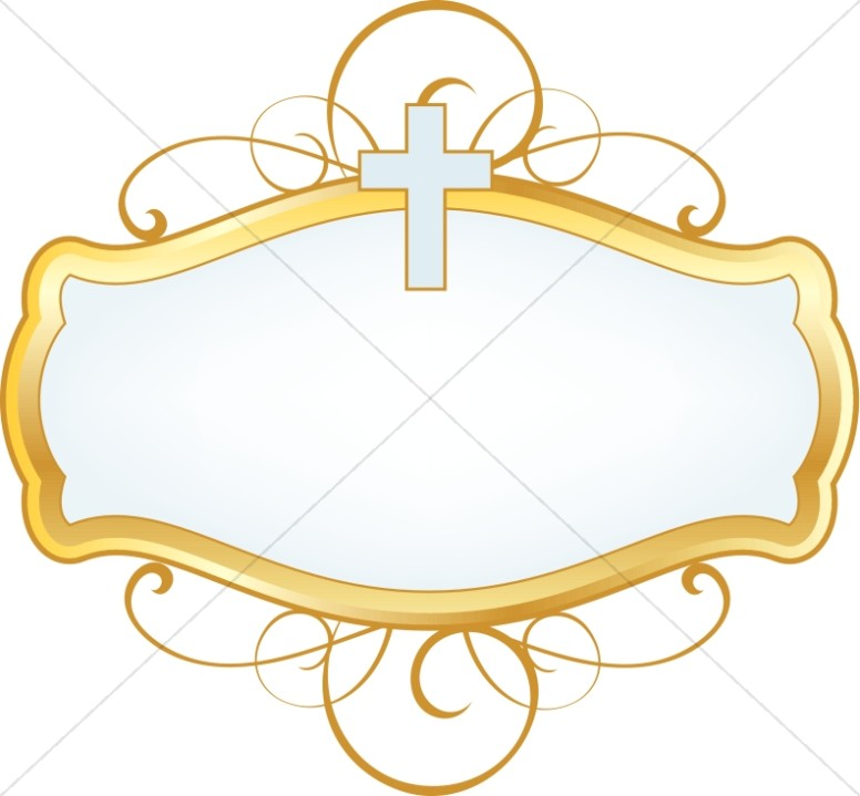 Image result for crucifix borders