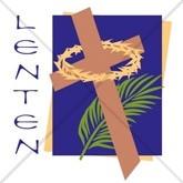 Lent  Email Salutation Image