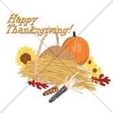 Thanksgiving Food Email Salutation