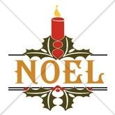 Christmas Noel Email Salutation