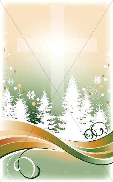 Winter Trees Bulletin Cover