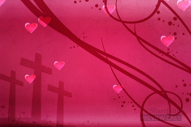 Valentines Day Worship Video Background