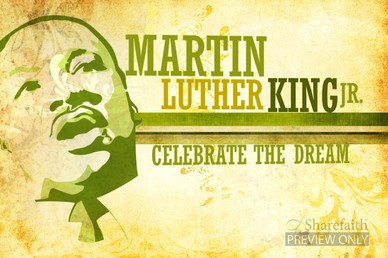 Martin Luther King Dream Welcome Video