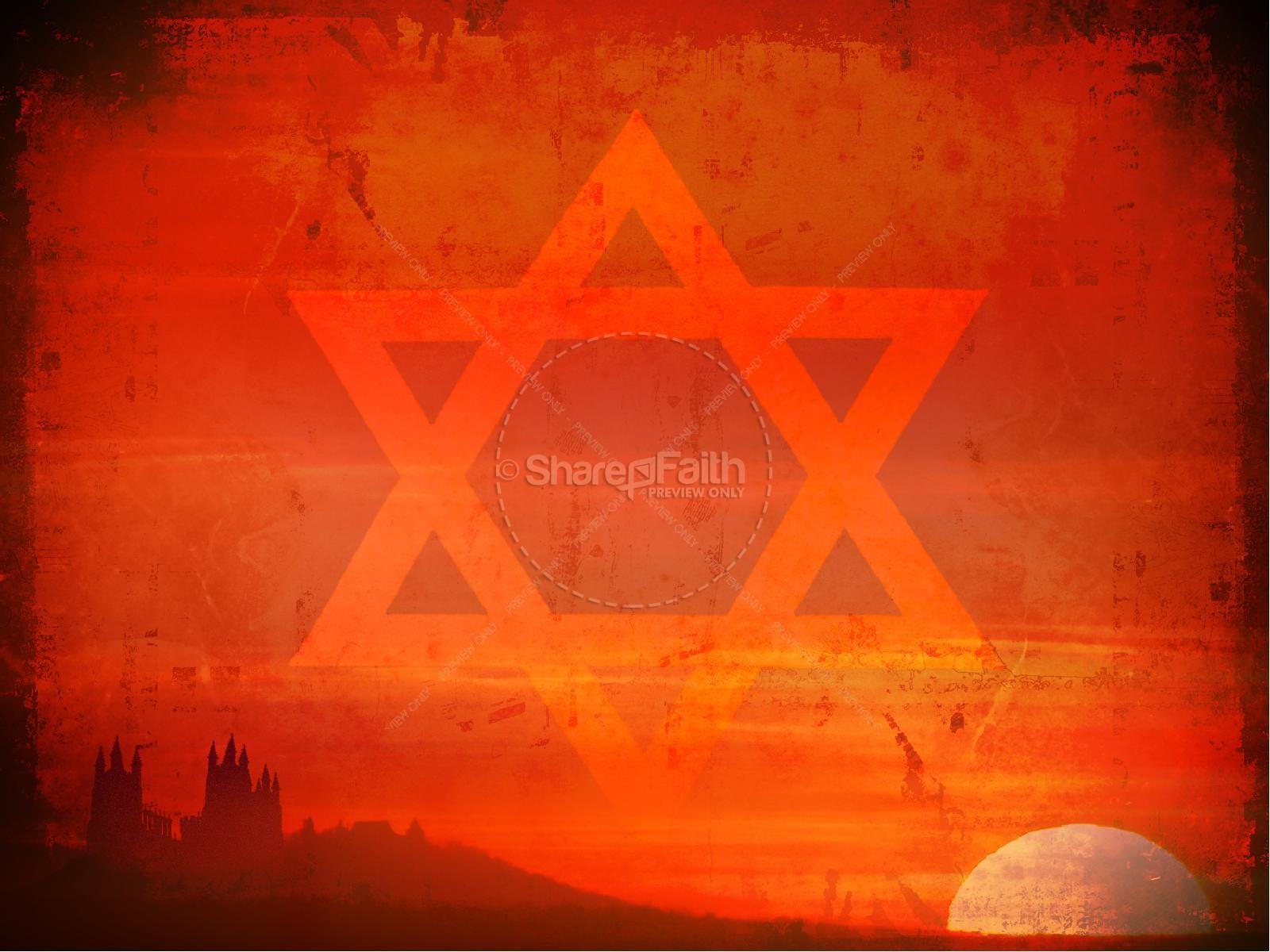 Jewish Purim PowerPoint | slide 6